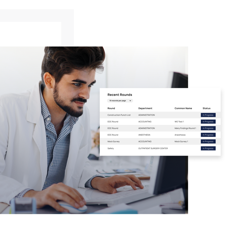 healthcare asset tracking software