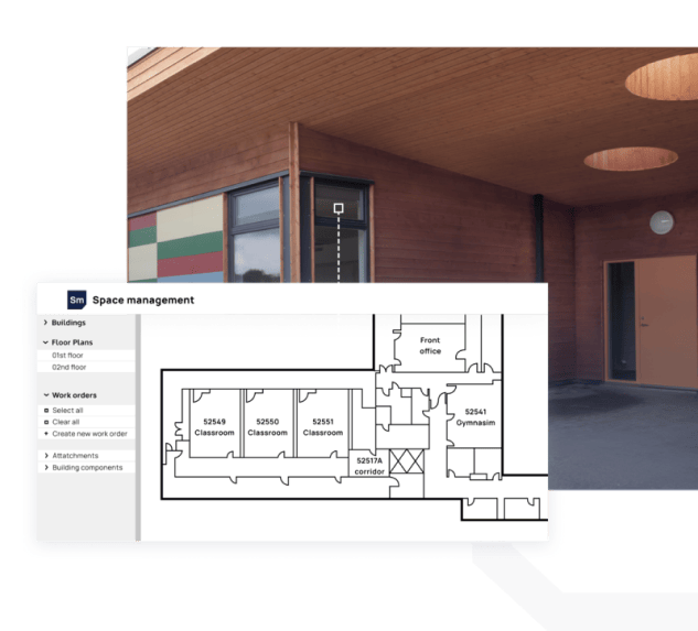 facility management software for schools